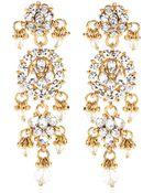 Isharya Bling Maharani Earrings - Lyst