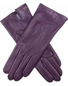 Dents Classic Silklined Leather Gloves - Lyst