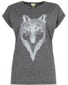 Hobbs Nw3 Wolf T Shirt - Lyst