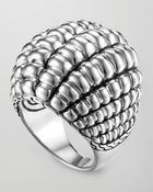 John Hardy Bedeg Silver Large Dome Ring - Lyst