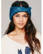 Free People Shine On Twisted Headwrap - Lyst