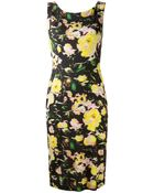 Erdem Corel Dress - Lyst