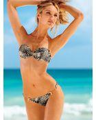 Victoria's Secret Bandeau Top - Lyst