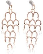 Luxury Fashion Chandelier Earrings - Lyst