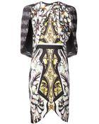 Peter Pilotto Arrow Dress - Lyst