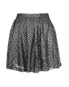 Topshop Mina Lace Skirt By Goldie - Lyst