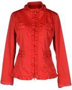 Love Moschino Jacket - Lyst