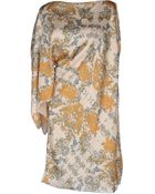 Albino Short Dress - Lyst