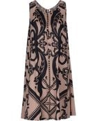 Alice By Temperley Short Dress - Lyst