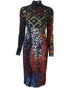Preen By Thornton Bregazzi Zana Dress - Lyst