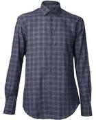 Rag & Bone Plaid Button Down Shirt - Lyst