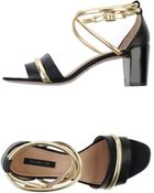 Rachel Zoe High-Heeled Sandals - Lyst