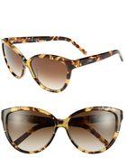 Chloé Caspia 59mm Sunglasses - Lyst