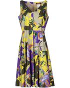 Max Mara Studio Kneelength Dress - Lyst