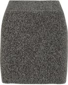 T By Alexander Wang Knitted Mini Skirt - Lyst