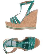 Palomitas By Paloma Barcelo' Wedge - Lyst