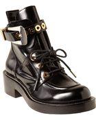 Balenciaga Ceinture Ankle Boot - Lyst