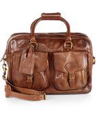 Polo Ralph Lauren Leather New Commuter Bag - Lyst