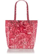 Ted Baker Exclusive Rosette Printed Small Icon Tote Bag - Lyst