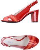 Geox High-Heeled Sandals - Lyst