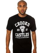 Crooks And Castles The Primetime Tee - Lyst