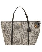 Dolce & Gabbana Medium Escape Dauphine Leather Tote - Lyst