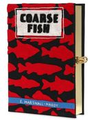 Olympia Le-Tan Coarse Fish Book Clutch - Lyst
