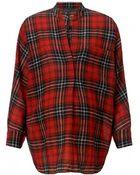 HATCH Button Down Shirt - Lyst