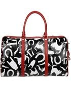 Moschino Travel & Duffel Bag - Lyst
