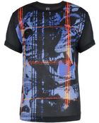 McQ by Alexander McQueen Short Sleeve T-Shirt - Lyst