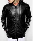 BOY London Leather Jacket - Lyst