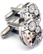 Lc Collection Vintage Longines Watch Cufflinks Mens Accessories - Lyst
