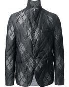 Moncler Gamme Bleu Quilted Jacket - Lyst