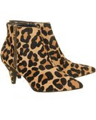 Office Go Go Kitten Heel Shoe Boot - Lyst