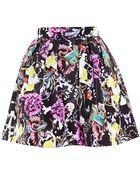 Mary Katrantzou Printed Hillie Skirt - Lyst