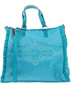 Versace Jeans Handbag - Lyst
