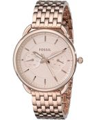 Fossil Tailor - Es3713 - Lyst