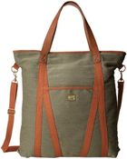 Volcom Third Party Tote - Lyst