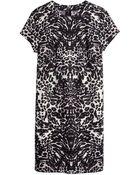 H&M Short-Sleeved Jersey Dress - Lyst