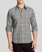 Steven Alan Classic Collegiate Button Down Shirt - Slim Fit - Bloomingdale'S Exclusive - Lyst