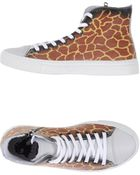 Monkey Garage High-Tops & Trainers - Lyst