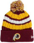 New Era Washington Redskins Cold Weather Knit Hat - Lyst