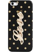 Steve Madden Blovee Iphone 5 Case - Lyst
