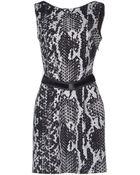 Caractere Short Dress - Lyst