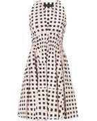 Thakoon Multi Cotton Printed Dress - Lyst