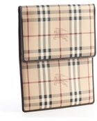 Burberry Prorsum Chocolate Check Tablet Sleeve - Lyst