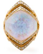 Stephen Webster Small 'Crystal Haze' Ring - Lyst