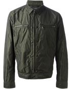 Diesel Sports Jacket - Lyst