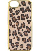 J.Crew Calf Hair Case For Iphone® 5/5S - Lyst
