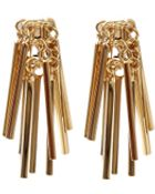 Eddie Borgo Fringe Earrings - Lyst